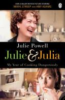 The book: Julie & Julia