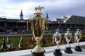 Kentucky Derby Trophies