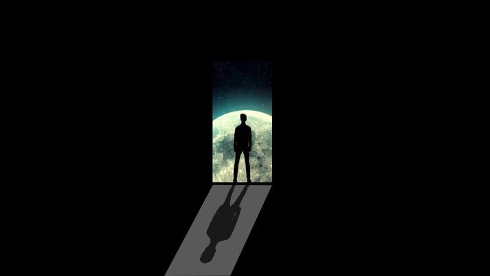 Moon-Man-Shadow Pixabay