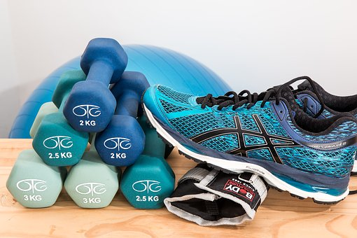 sneakers and dumbbells-2465478__340